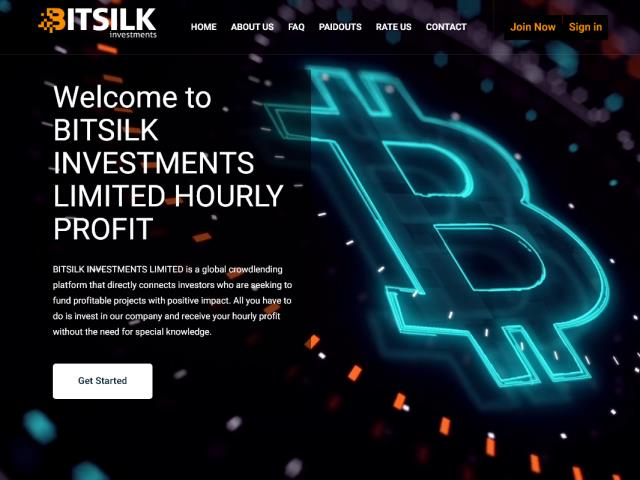BITSILK - bitsilk.investments