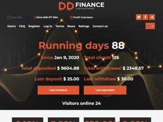 DDFINANCE - ddfinance.biz
