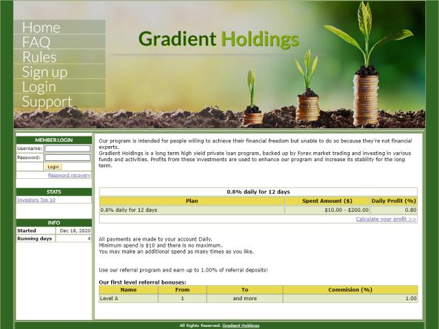 GRADIENTE - gradiente.holdings
