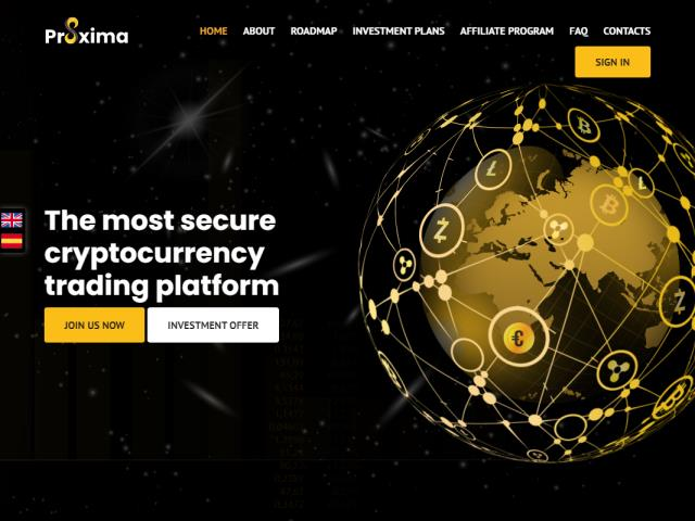 PROXIMA8 - proxima8.holdings