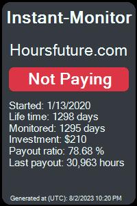 ссылка на мониторинг https://instant-monitor.com/Projects/Details/3185