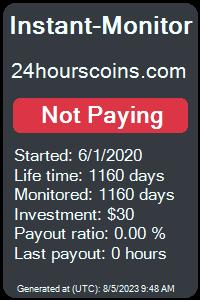 ссылка на мониторинг https://instant-monitor.com/Projects/Details/3677