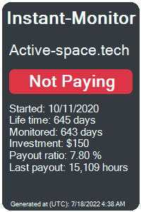 https://instant-monitor.com/Projects/Details/active-space.tech