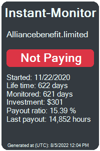 alliancebenefit.limited Monitored by Instant-Monitor.com