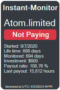 atom.limited Monitored by Instant-Monitor.com