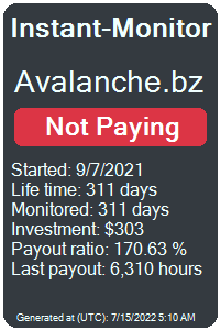 https://instant-monitor.com/Projects/Details/avalanche.bz
