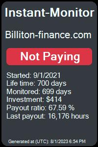 https://instant-monitor.com/Projects/Details/billiton-finance.com