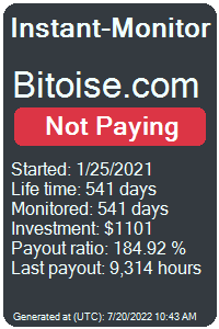 https://instant-monitor.com/Projects/Details/bitoise.com