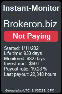 https://instant-monitor.com/Projects/Details/brokeron.biz