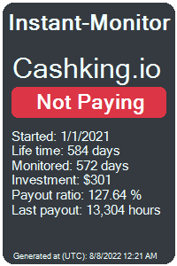 https://instant-monitor.com/Projects/Details/cashking.io