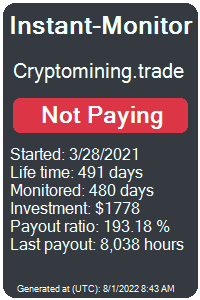 https://instant-monitor.com/Projects/Details/cryptomining.trade