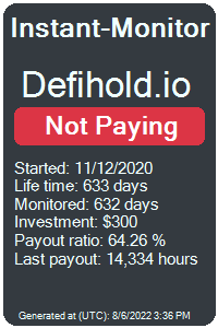 https://instant-monitor.com/Projects/Details/defihold.io