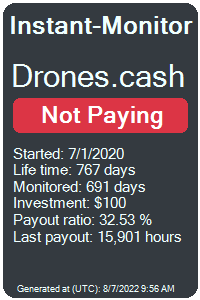 https://instant-monitor.com/Projects/Details/drones.cash