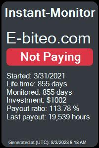 https://instant-monitor.com/Projects/Details/e-biteo.com