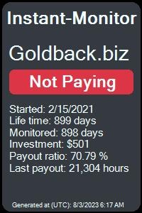 https://instant-monitor.com/Projects/Details/goldback.biz