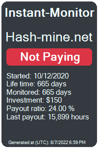 https://instant-monitor.com/Projects/Details/hash-mine.net