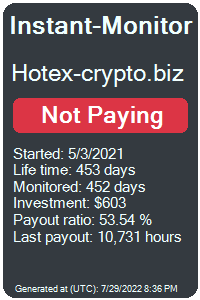 https://instant-monitor.com/Projects/Details/hotex-crypto.biz