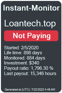 https://instant-monitor.com/Projects/Details/loantech.top