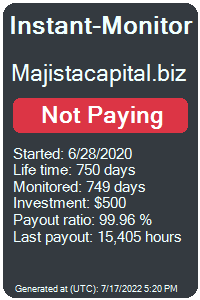 https://instant-monitor.com/Projects/Details/majistacapital.biz
