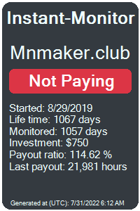 mnmaker.club Monitored by Instant-Monitor.com