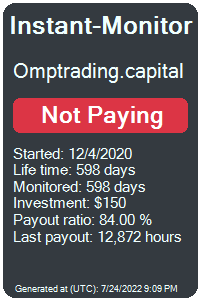 omptrading.capital Monitored by Instant-Monitor.com