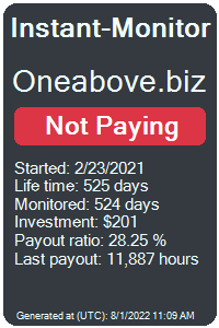 https://instant-monitor.com/Projects/Details/oneabove.biz
