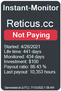 https://instant-monitor.com/Projects/Details/reticus.cc
