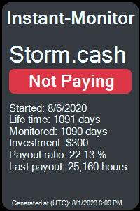 https://instant-monitor.com/Projects/Details/storm.cash