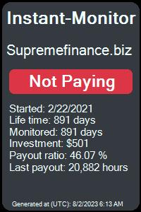 https://instant-monitor.com/Projects/Details/supremefinance.biz