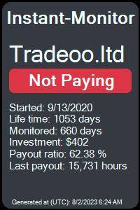 https://instant-monitor.com/Projects/Details/tradeoo.ltd