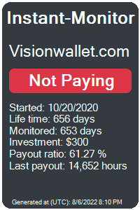 https://instant-monitor.com/Projects/Details/visionwallet.com