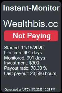 https://instant-monitor.com/Projects/Details/wealthbis.cc