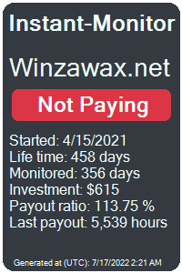 https://instant-monitor.com/Projects/Details/winzawax.net
