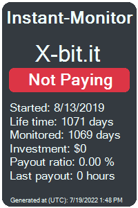 x-bit.it Monitored by Instant-Monitor.com